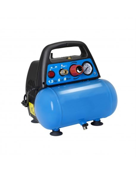 Compresor new vento ol-195 1,5 hp 6 lts. - NUACOOL195