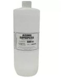 Alcohol isopropilico 1 lt.