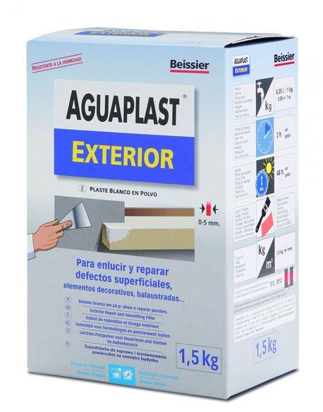 Aguaplast exterior 1,5 kg. - BEIAG789