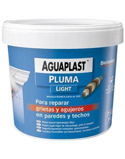 Aguaplast pluma tarro 750 ml.