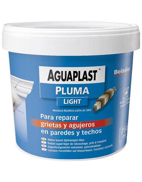 Aguaplast pluma tarro 750 ml. - BEIAG2165