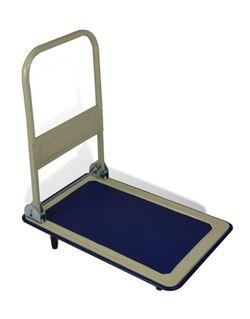 Carro plegable c/plataforma 150 kg.