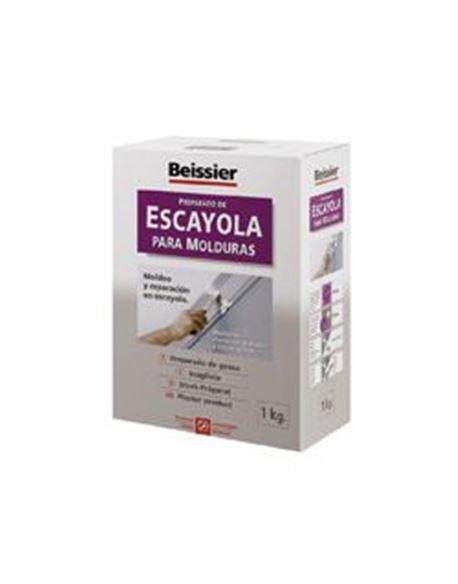 Aguaplast escayola para moldeo 1 kg. - BEIAG774