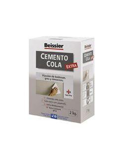 Aguaplast cemento cola gris 2 kg.