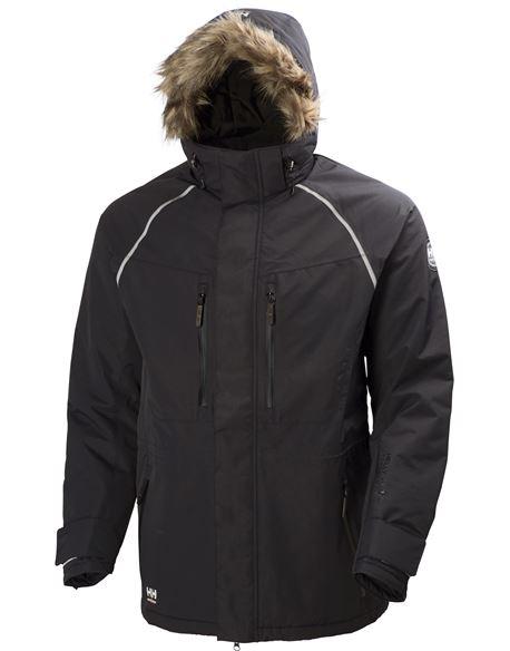 Parka arctic 990 black l - HHAVE71336990L