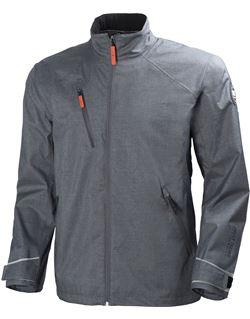 Chaqueta brugge jacket 980 grey l