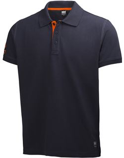 Polo oxford 590 navy l