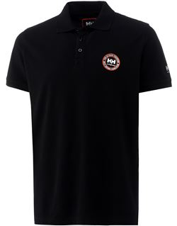 Polo cherter 990 black xl