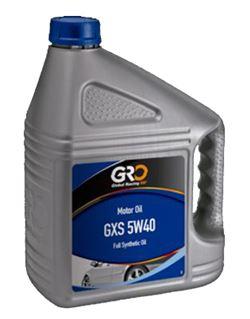 Aceite de motor gxs sae 5w 40 5 lts.
