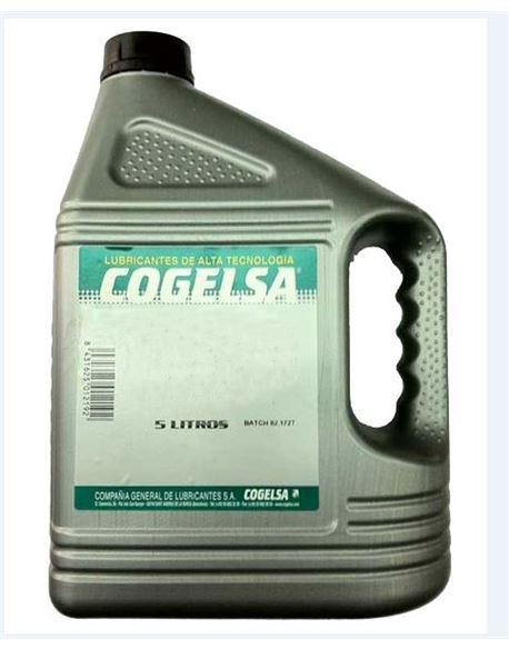 Aceite compresores standard cp 100 5 lt. - COGACCO1040262