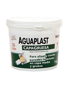Aguaplast rellenos capa gruesa tarro 1 kg.