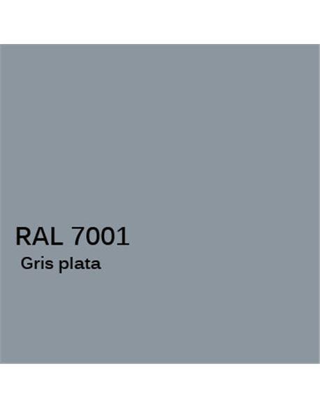 Aerosol 400 ml. acrylic ral 7001 gris plata - Ferretería
