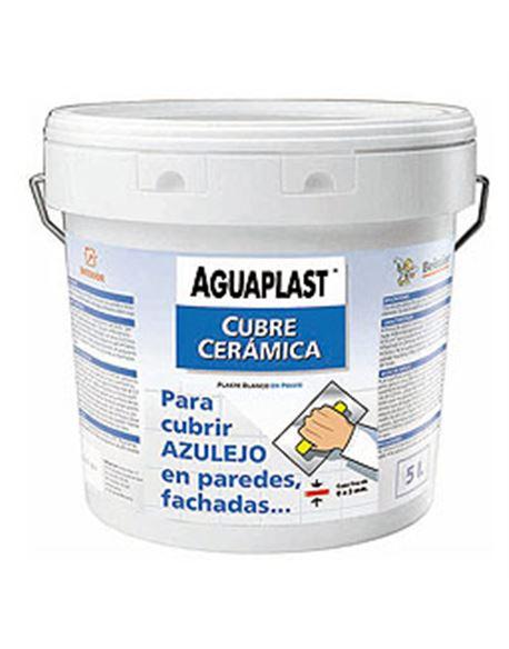 Aguaplast cubre-ceramica cubo 5 kg. - BEIAG799