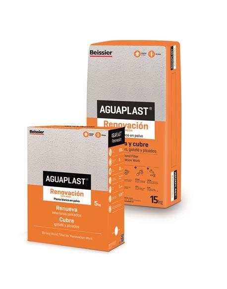 Aguaplast renovacion pasta 5 kg. - BEIAG804