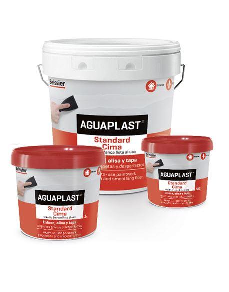 Aguaplast standard cima pasta bolsa 500 - BEIAG824