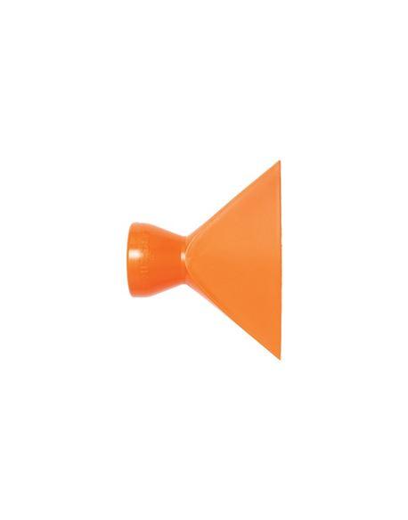 Boca salida 60x3 p/lanza flexible 1/2 - ATPBO60312