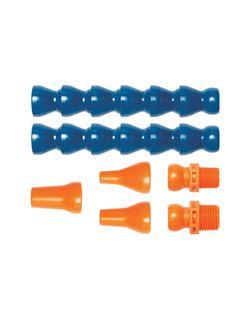 Conjunto lanza flexible y acc. 1/4