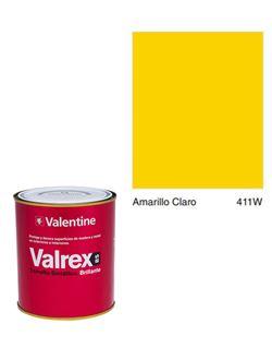 Esmalte valrex bte. bs 0,750 amarillo claro