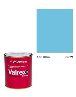 Esmalte valrex bte. bs 0,750 azul claro