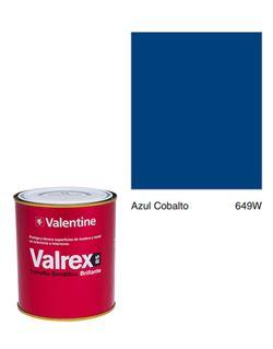 Esmalte valrex bte. bs 0,750 azul cobalto