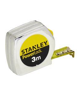 Flexometro powerlock 3 mts. ref. 33.218