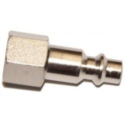Enchufe rápido adaptador hembra 222 1/4