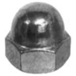 Tuerca ciega din 1587 inox. m-20