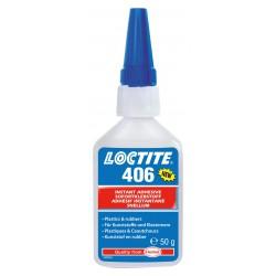 LOCTITE 406 PLASTICOS 50 gr.