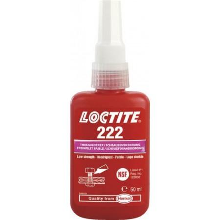 LOCTITE 222 50 ml.