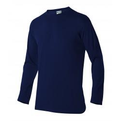 Camiseta m/l cuello redondo 3032 07 m