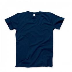 Camiseta manga corta marino m