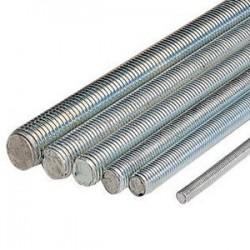 Varilla roscada din 975 zinc. m-10