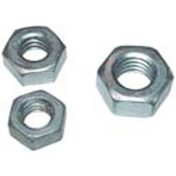 Tuerca din 934 exag. 5.6 zinc m-04