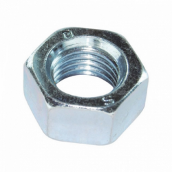 Tuerca din 934 exag. 5.6 zinc m-27
