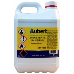 Disolvente universal garrafa plast. 5 l.