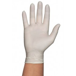 Caja 100 und. guantes latex nº 91