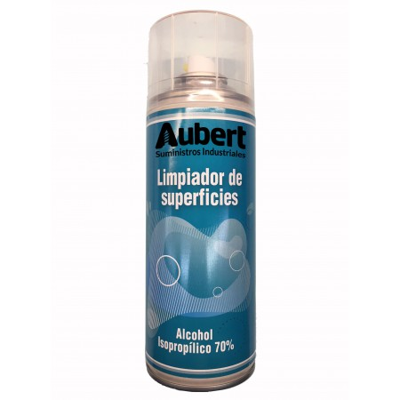 ALCOHOL ISOPROPILICO SPRAY 400 cc.