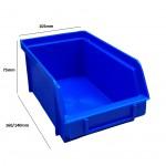 Caja plastico jealman ref. j-2