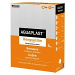 Aguaplast renovacion pasta 5 kg.