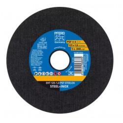 Disco corte eht 125x1,0 a60p psf-inox 25unidades