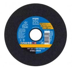 Disco corte eht 125x1,6 a46p psf-inox 25unidades