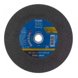 Disco corte 25u. eht 230x1,9 a46p psf-inox 25unidades