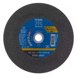 Disco corte 25u. eht 230x2,5 a24p psf-inox