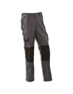 Pantalon texas gris/negro l