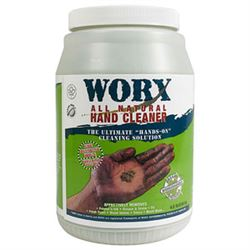 Jabon manos worx all-natural hand cl. 4 lt.