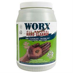 Jabon manos worx all-natural hand cl. 4 lt.