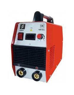 Equipo soldadura inverter c/acc. 160