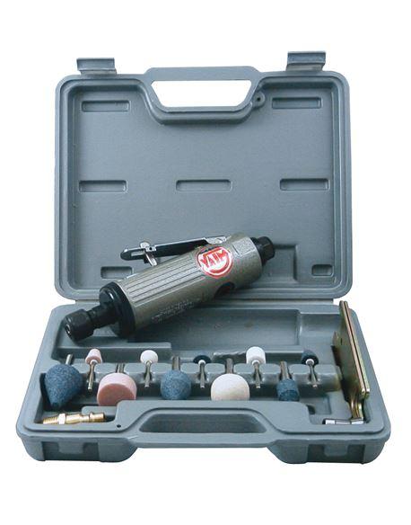 Amoladora recta 22000 rpm.c/kit ya-824-kit - YAINEYA824KIT