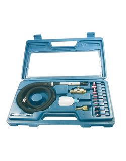 Amoladora recta 56000 rpm. c/kit ya-517-kit