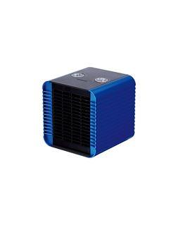 Calefactor compacto 750-1500 w. azul 7217